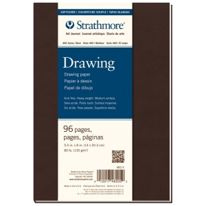 Strathmore® 400 Series Soft Cover Drawing Journal