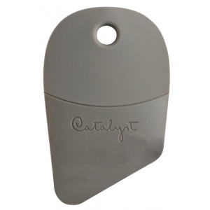 Princeton™ Catalyst™ Contour Shape 82 Taupe: Silicone Synthetic Bristle, Contour, Acrylic, Oil, (model C-82), price per each