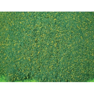 "Wee Scapes™ Architectural Model 25"" x 34"" Blended Green Grass Mat: Green, Sheet, 25"" x 34"", Grass Mat, (model WS00366), price per each"