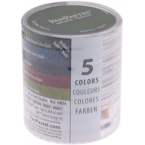 PanPastel® Ultra Soft Painting Pastels 5-Color Sets