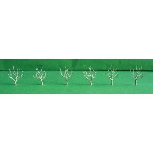 "Wee Scapes™ Architectural Model 3/4"" Round Head Armature 6-Pack: 6-Pack, 3/4, Tree, (model WS00332), price per 6-Pack"