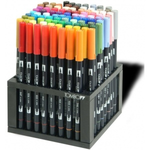 Tombow Dual Brush® 96-Color Pen Set