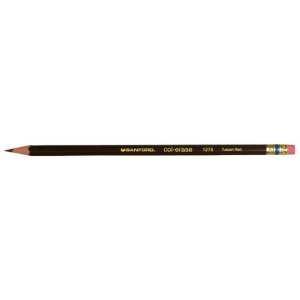 Col-Erase® Erasable Color Pencil Tuscan Red: Red/Pink