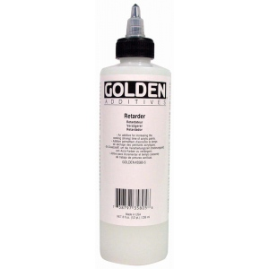 Golden® Retarder 16 oz.: 16 oz, 473 ml, Acrylic Retarder, (model 0003580-6), price per each