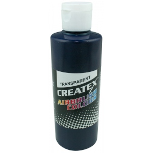 Createx™ Airbrush Paint 4oz Deep Blue: Blue, Bottle, 4 oz, Airbrush, (model 5108-04), price per each