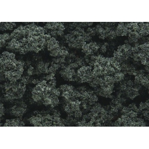 Woodland Scenics® Forest Green Bushes: Green, 18 cu in, Bushes, (model FC148), price per each
