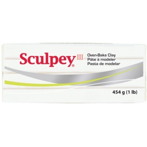 Sculpey® III Oven-Bake Clay, 1 lb Bars
