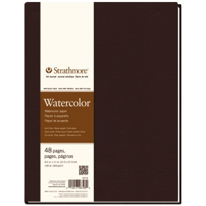 Strathmore® 400 Series Sewn Bound Watercolor Art Journal