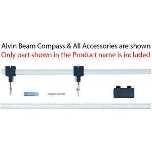 Alvin Channel Beam Bar Compass Divider Leg