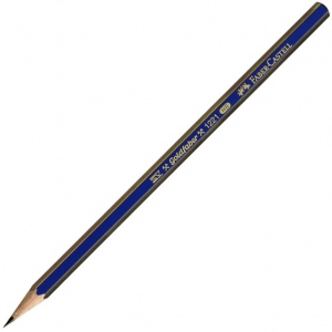 Faber-Castell Goldfaber 1221 Pencil: 6B
