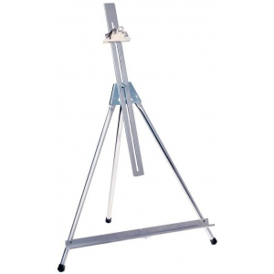 Testrite® Monster Tabletop Easel: Aluminum, Tabletop, (model TE154), price per each