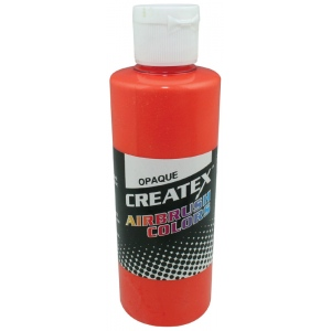 Createx™ Airbrush Paint 2oz Opaque Coral: Red/Pink, Bottle, 2 oz, Airbrush
