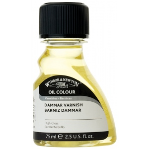 Winsor & Newton™ Dammar Varnish 75ml: 75 ml, Varnish