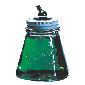 Paasche Model VL 3 oz. Color Bottle Assembly