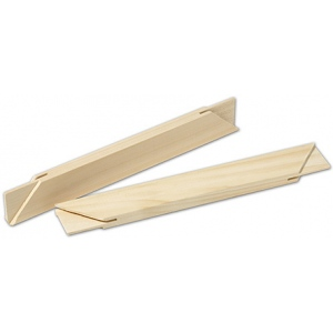 "Fredrix® 17"" Stretcher Strip: 17"", Traditional, (model T6017), price per each"