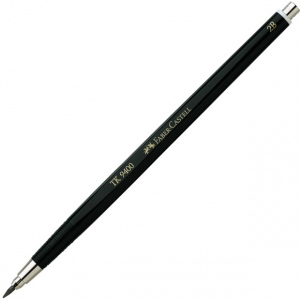 Faber-Castell TK 9400 Clutch Pencil: 2B