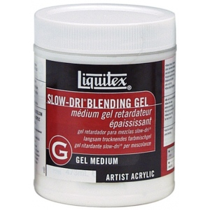 Liquitex® Slow-Dri® Blending Gel Medium