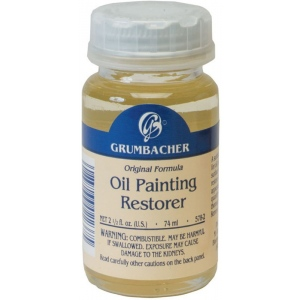 Grumbacher Oil Paint Restorer