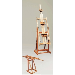 Weber Bologna Wooden Studio Easel: Model # 92-3014