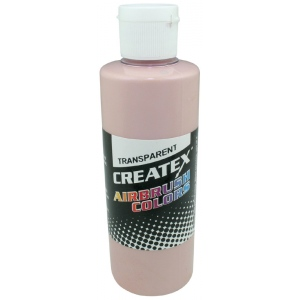 Createx™ Airbrush Paint 2oz Peach: Red/Pink, Bottle, 2 oz, Airbrush, (model 5125-02), price per each