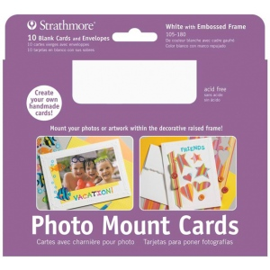 Strathmore® Photo Mount Cards