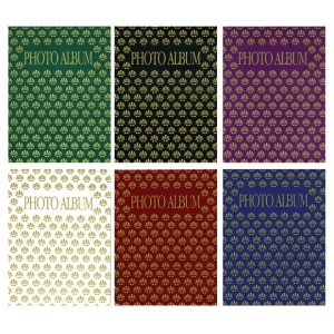 "Pioneer® 4"" x 6"" Flexible Cover Photo Album: Assorted, 4"" x 6"", (model FC146), price per each"