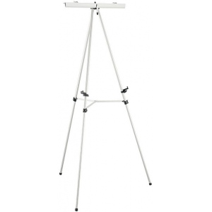 Heritage Arts™ Coronado Aluminum Display Easel with Flipchart Holder: Aluminum, Display, (model ATA-3), price per each