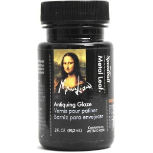 Mona Lisa™ Antiquing Glaze: Glaze, Bottle, 2 oz, (model ML10215), price per each