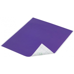 "Duck Tape® Purple Tape (Sheet): Purple, Sheet, 8 1/4"" x 10"", Color, (model DT280083), price per sheet"