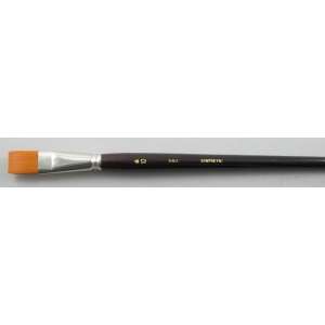 Synthetic Hair 3153: Bright Size 10 Brush