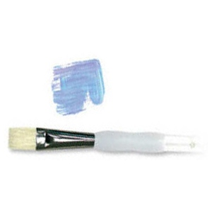 Royal & Langnickel® Soft Grip™ Stiff Hog Bristle Bright Brush