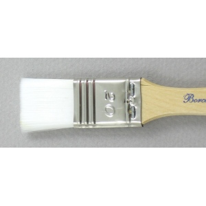 Synthetic Hair Series 207 Square Wash Size 20 Brush