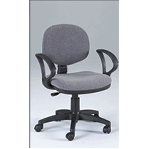Martin Stanford Desk Height Seating Chair: