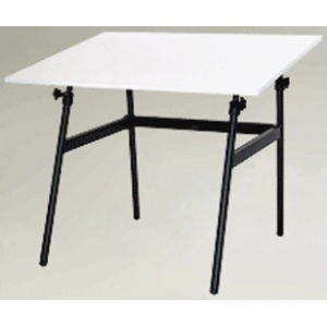 Martin Berkeley Classic Black Base with 30x42 Top