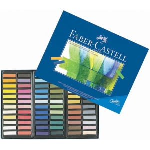 Faber-Castell® Creative Studio Soft Pastel 72-Color Set: Multi, Stick, Soft