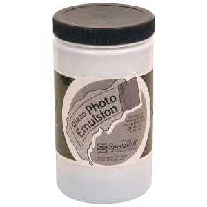 Speedball Diazo Photo Emulsion