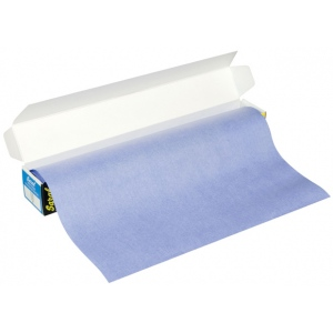 "Saral® 12"" x 12' Wax-Free Transfer Paper Roll Blue: Blue, Sheet, 12"" x 12'"