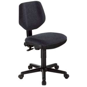 Alvin Black Comfort Classic Deluxe Office Height Task Chair