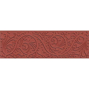 ColorBox® Molding Mat Ornate Border: Rubber, Molding Mat