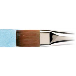"Winsor & Newton™ Cotman™ Series 666 One Stroke Short Handle Brush 1"": Short Handle, Synthetic, One Stroke, Watercolor, (model WN5306125), price per each"