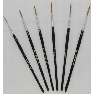 Mack Pure Kolinsky Sable Script Brush