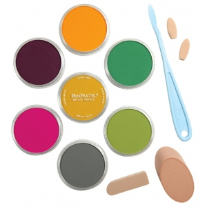 PanPastel® Ultra Soft Artists' Painting Pastel 7-Color Sets