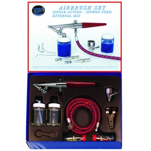 Paasche Model HS Single Action Airbrush