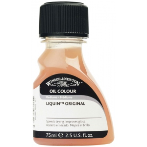 Winsor & Newton™ Liquin™ Original Medium 75ml USA: 75 ml, Oil Alkyd