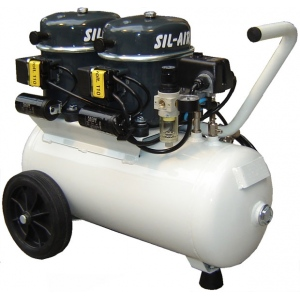Silentaire Sil Air 100-24 Silent Running Airbrush Compressor