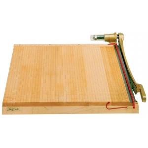 "Ingento™ ClassicCut® 15"" Maple Series Trimmer: 15"", Guillotine, Trimmer, (model 5T), price per each"