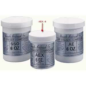 Paasche Airbrush Paasche AEX-6 Fast Cutting Compound: 6 oz.