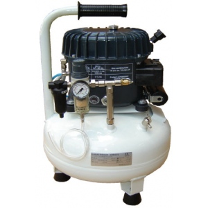 Silentaire Val-Air 50-15 AL Silent Running Airbrush Compressor: Oil Lubricated, Portable Air Compressor