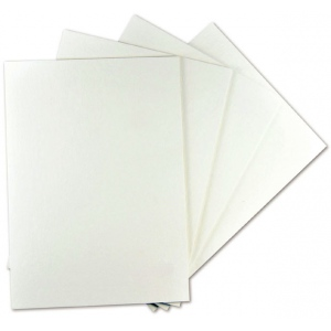 Alvin® White On White Presentation Board