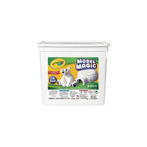 Crayola® Model Magic® Resalable Buckets 2lb